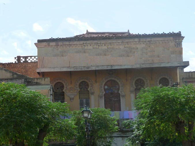 Sidi bel abbes la synagogue