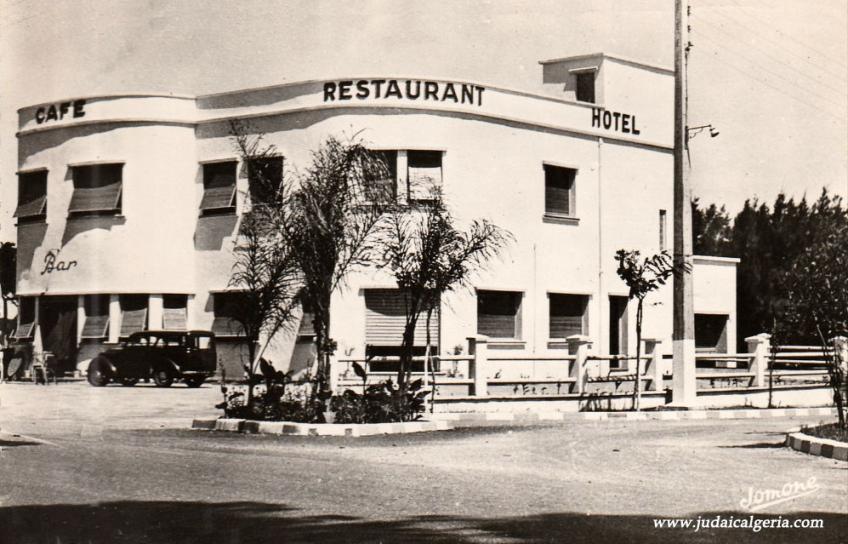 Sidi ferruch hotel de la foret