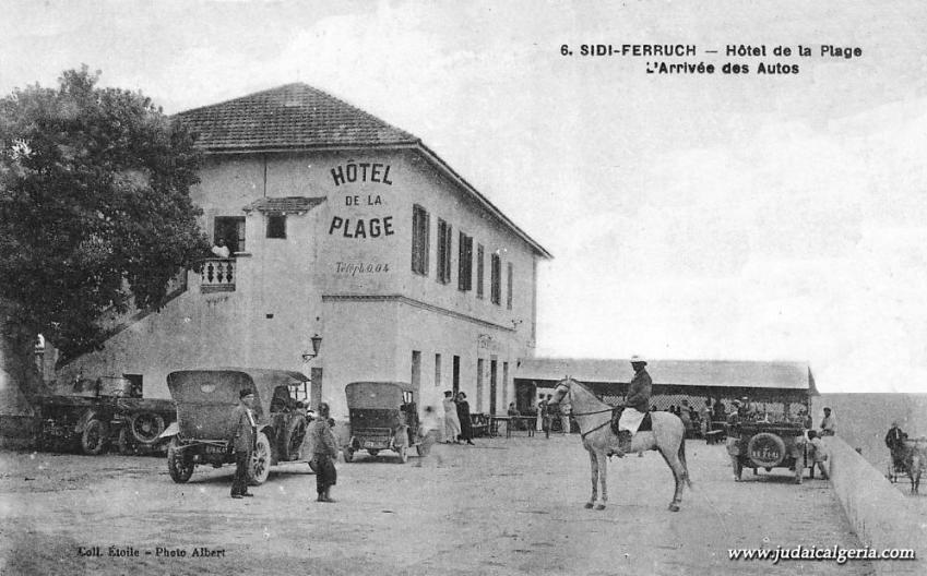 Sidi ferruch hotel de la plage