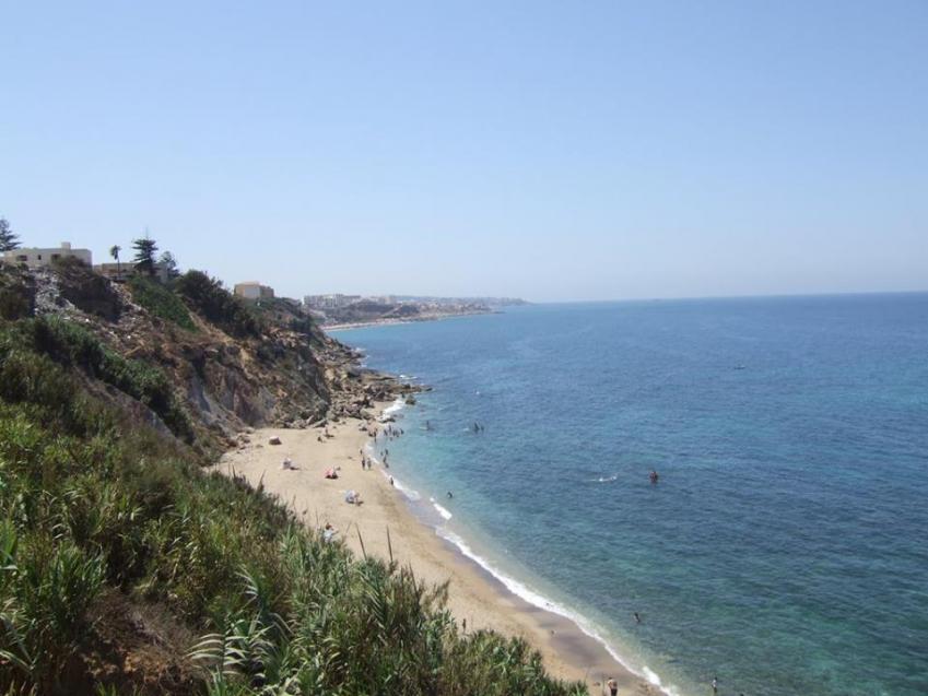 Surcouf la plage