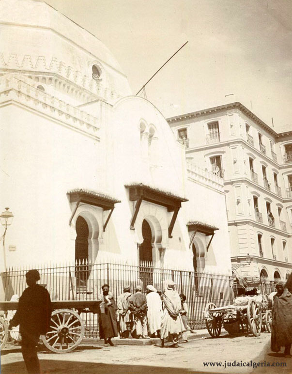 Synagogue d alger