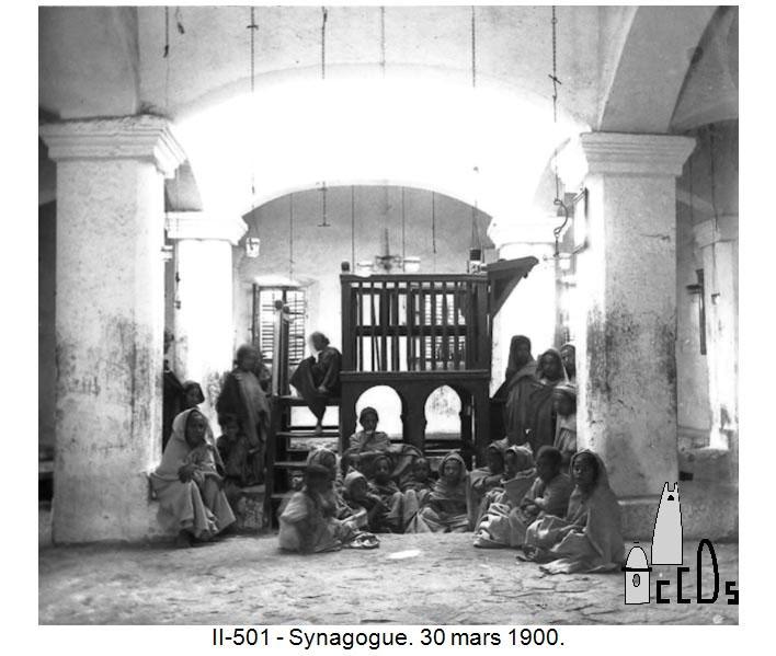 Synagogue de ghardaia