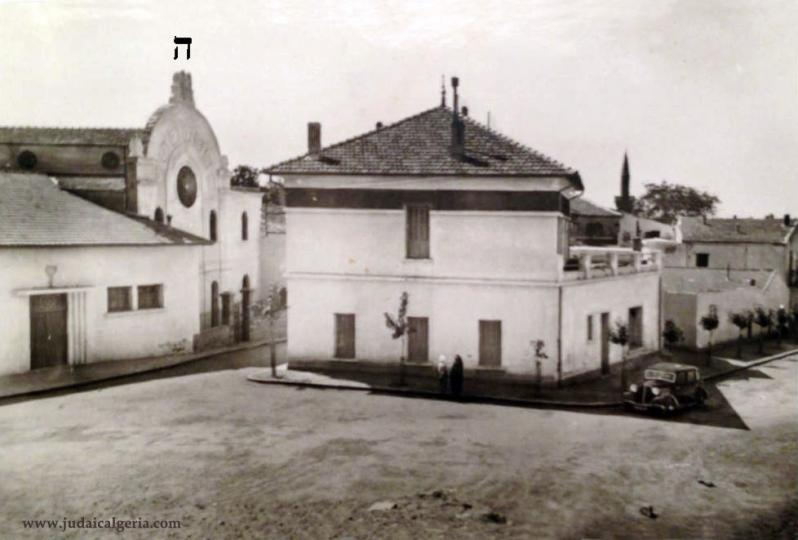 Synagogue de setif