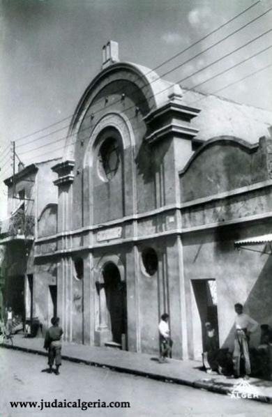 Synagogue de souk ahras 1
