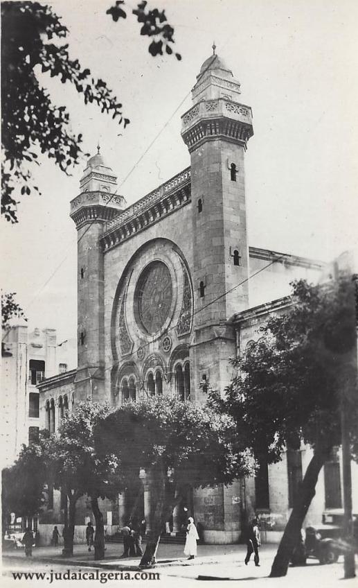 Synagogue oran
