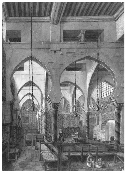 Synagogue place de chartres alger