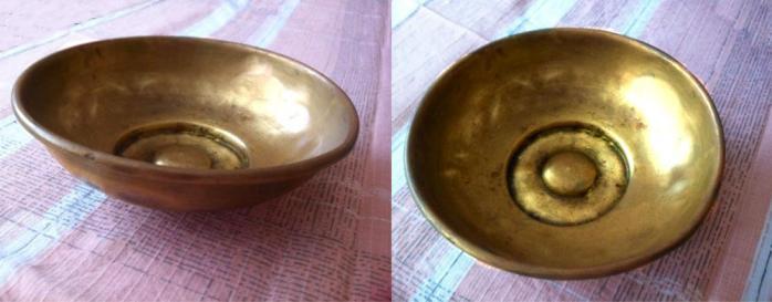 Tassa en cuivre1