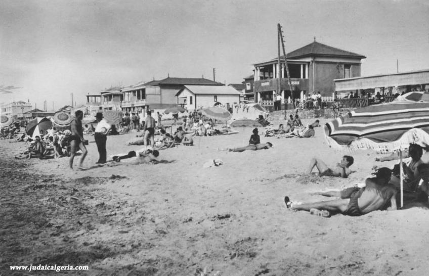 Zeralda plage et cabanons 2