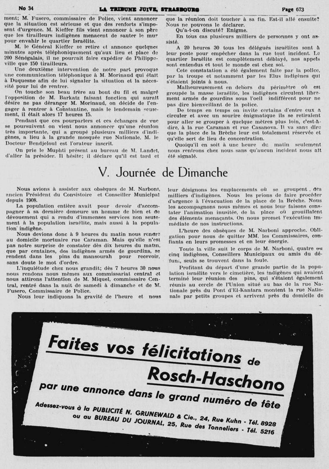 7 le pogrom de constantine 5 aout 1934