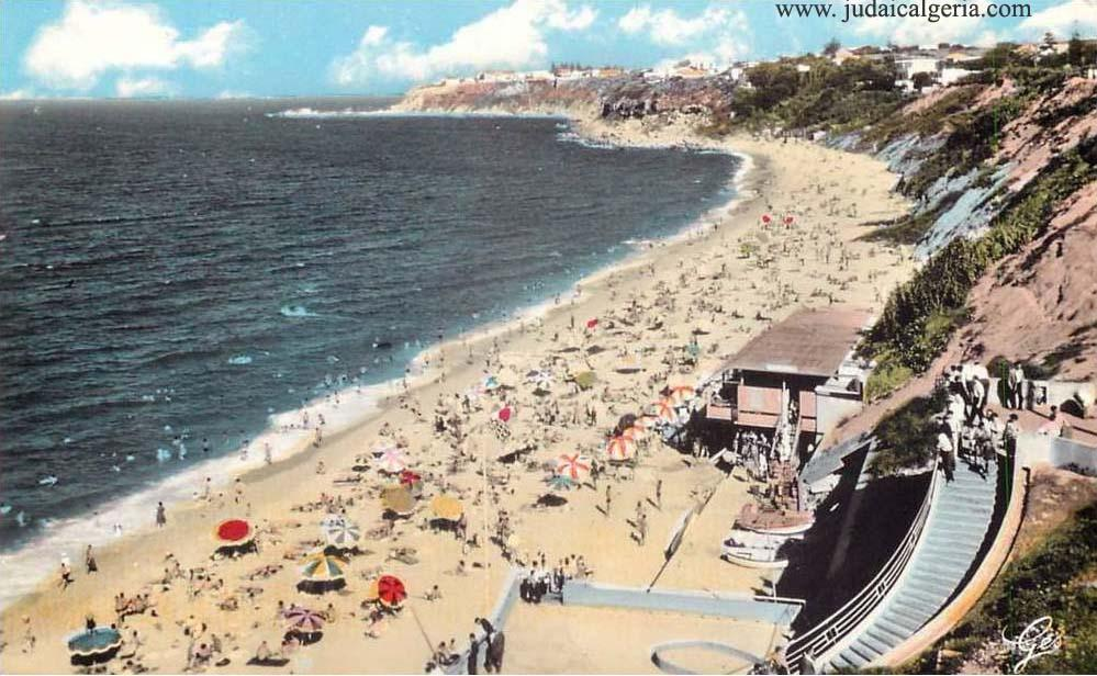 Ain taya la grande plage