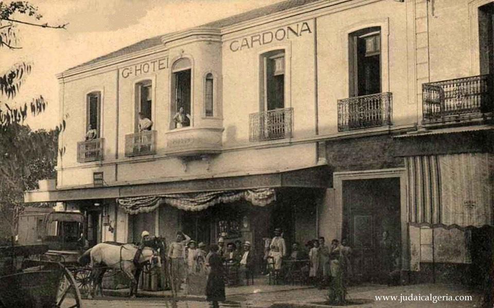 Ain temouchen grand hotel cardonna
