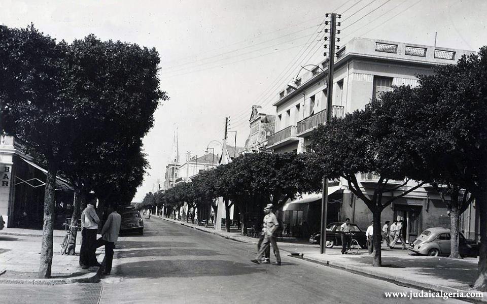 Ain temouchent boulevard national 2