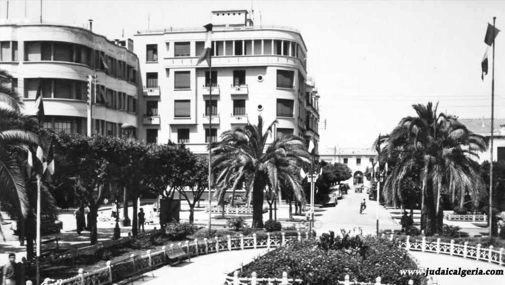 Ain temouchent place gambetta 1
