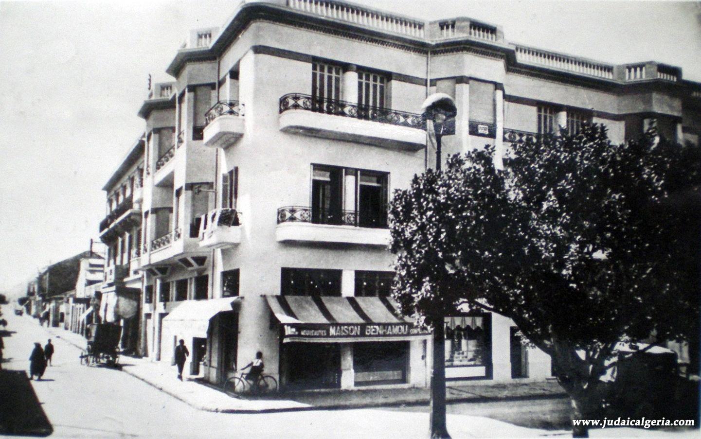 Ain temouchent rue du marche maison benhamou