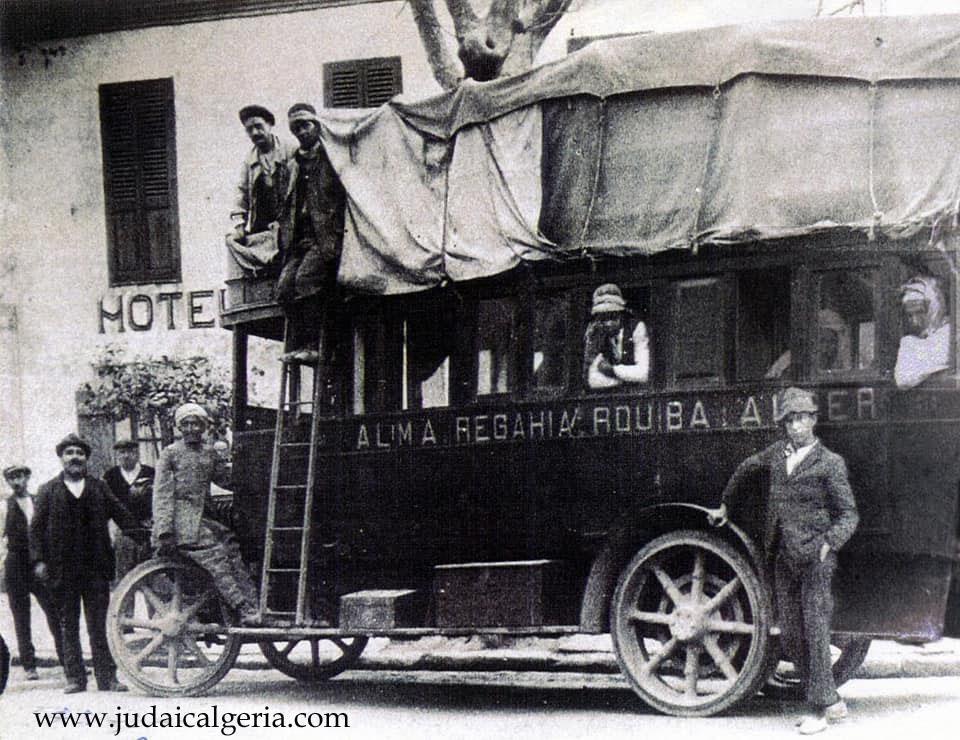 Alger 1920 liaison alger l alma
