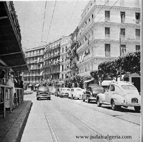 Alger avenue de la bouzareah