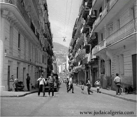 Alger bab el oued rue rochambeau