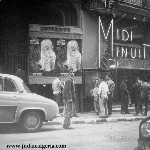 Alger cinema midi minuit