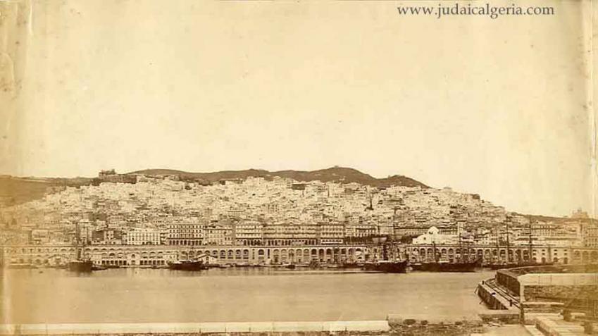 Alger en 1870