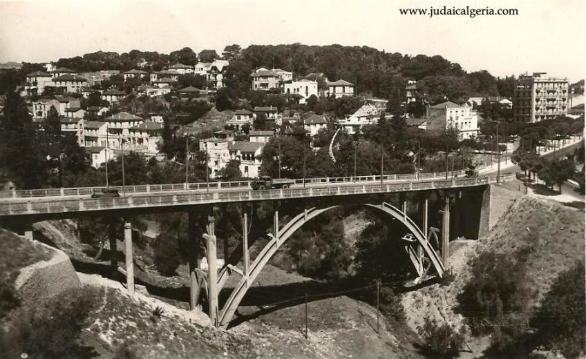 Alger hydra le pont d hydra