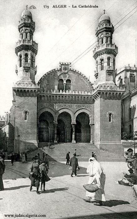 Alger la cathedrale