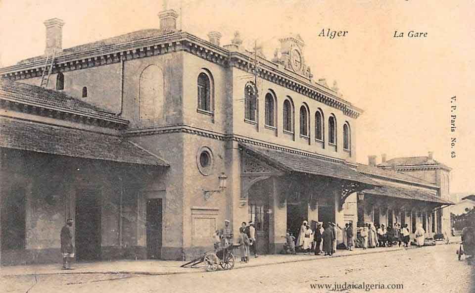 Alger b timents et monuments