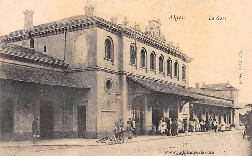 Alger la gare