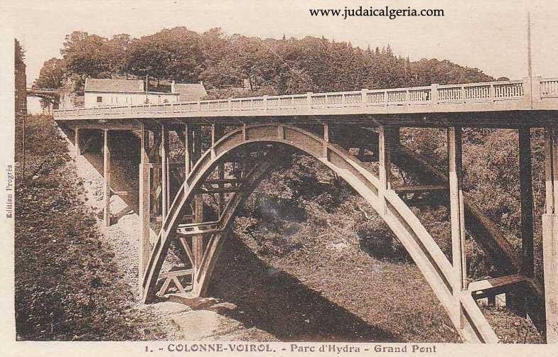 Alger le pont d hydra