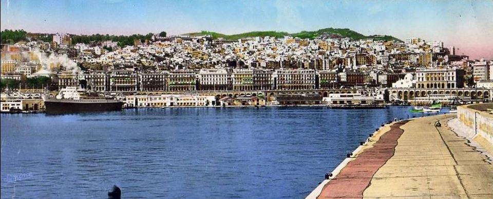 Alger le port 4
