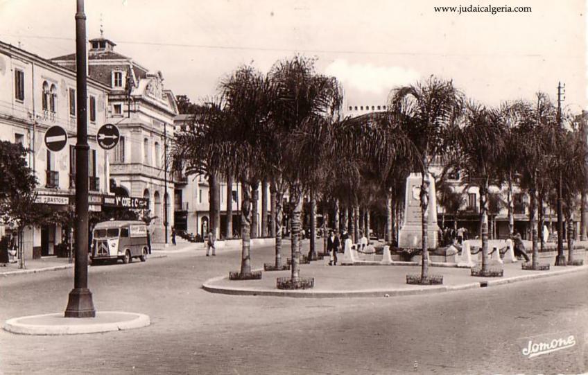 Alger maison carree avenue nicolas zevaco
