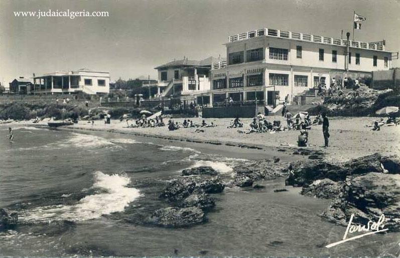 Alger plage les ondines autre vue