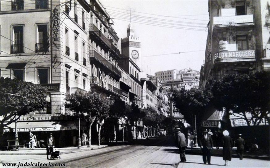 Alger rue d isly 2