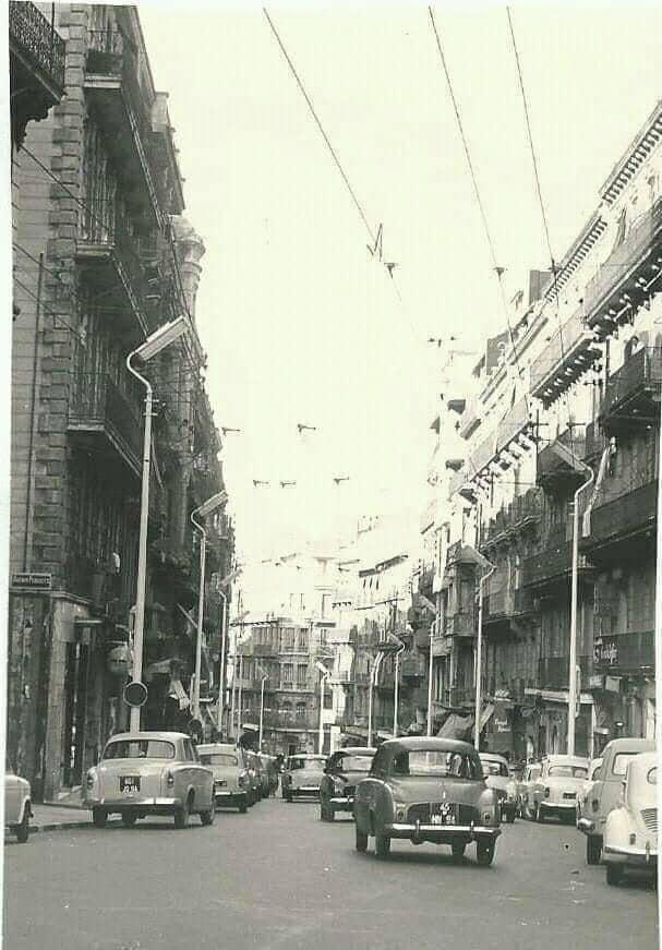 Alger rue michelet annes 60