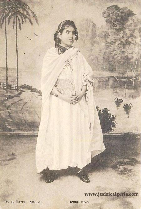 Algerie jeune juive