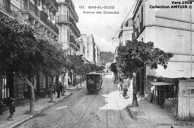 Bab el oued 1908