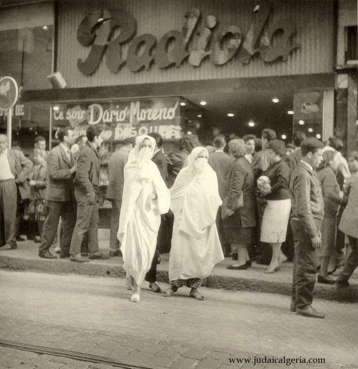 Bab el oued avril 1959