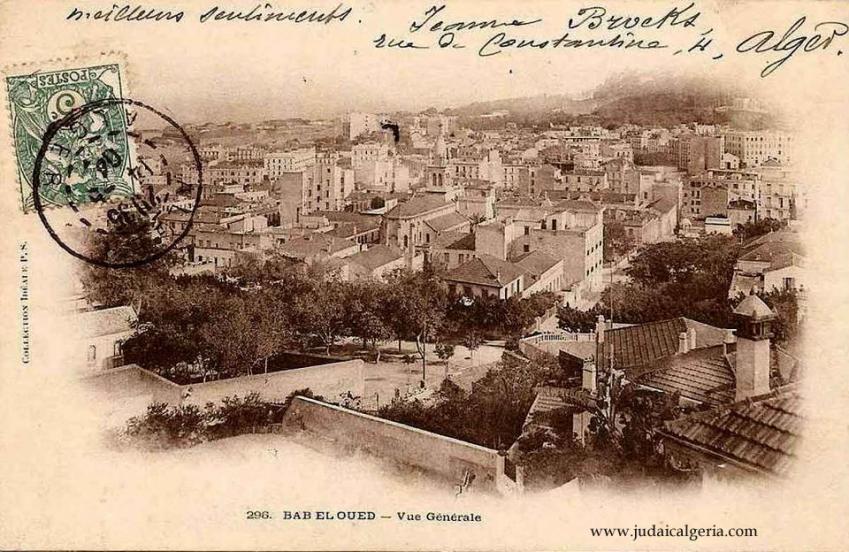 Bab et oued 1904