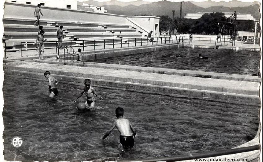 Batna la piscine municipale
