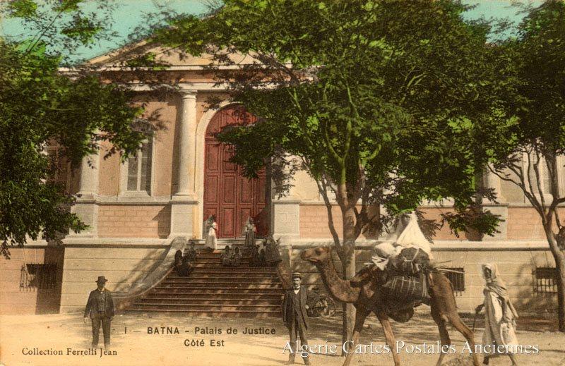 Batna palais de justice