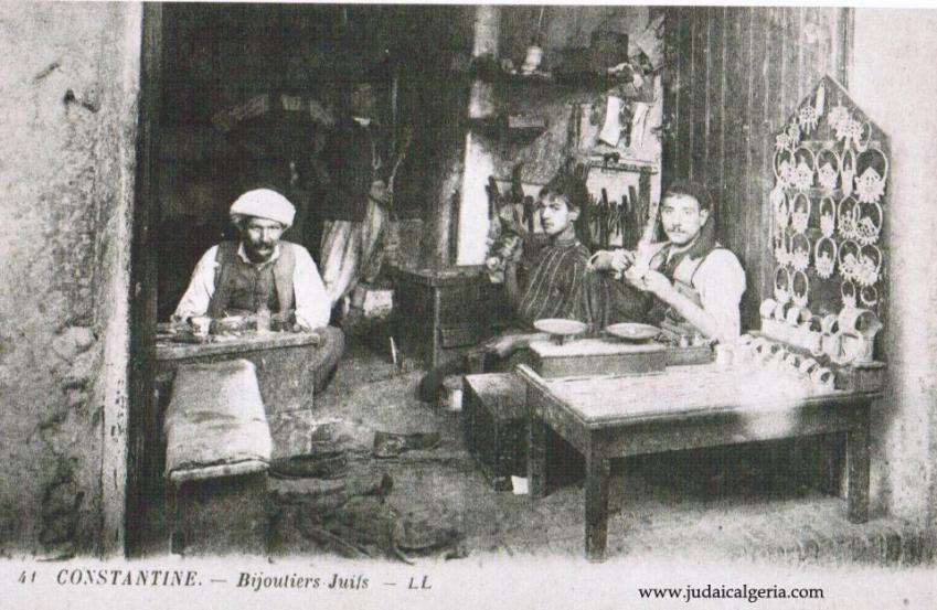 Bijoutiers juifs