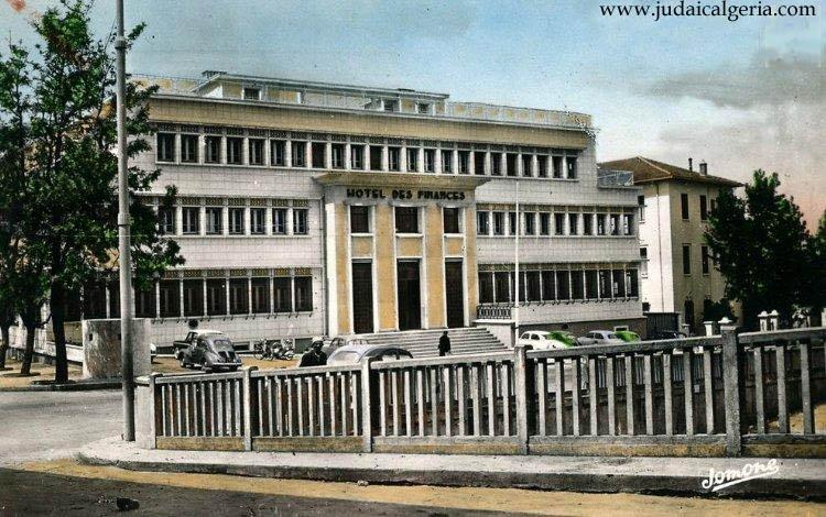 Blida hotel des finances