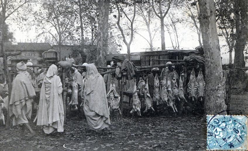 Boufarik boucherie arabe