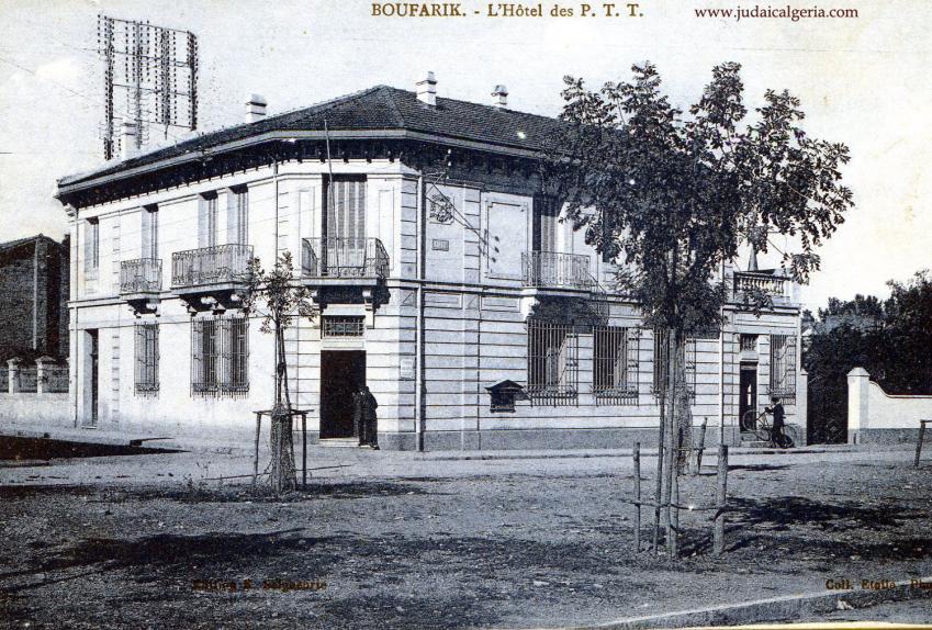 Boufarik hotel des ptt