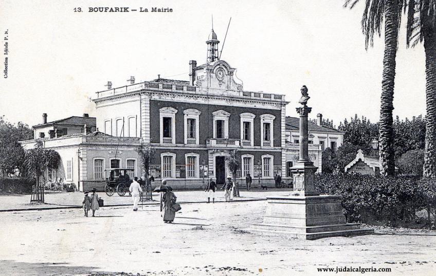Boufarik la mairie