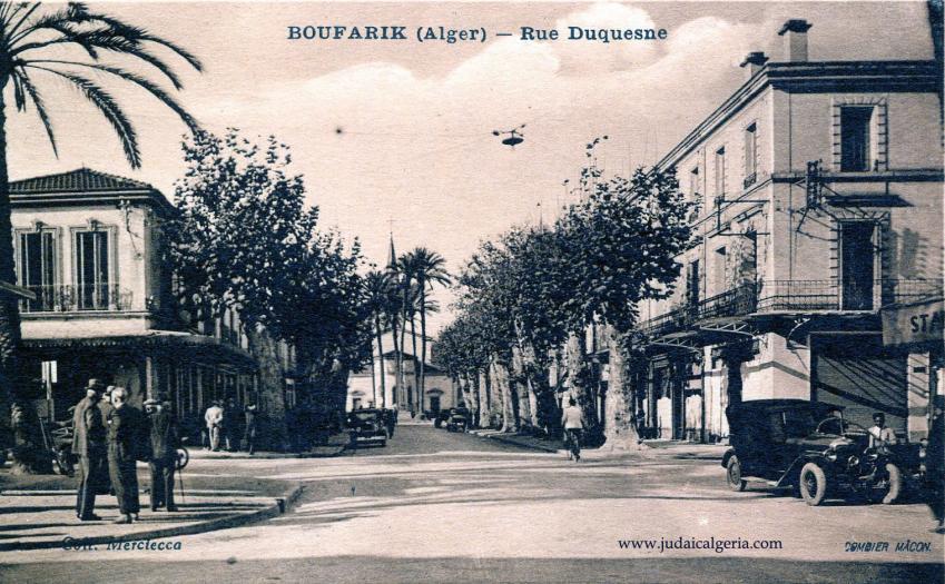Boufarik rue duquesne