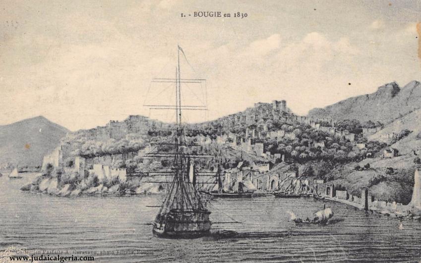Bougie en 1830