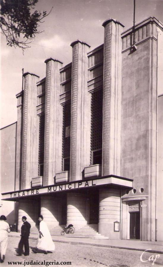 Bougie le theatre municipal