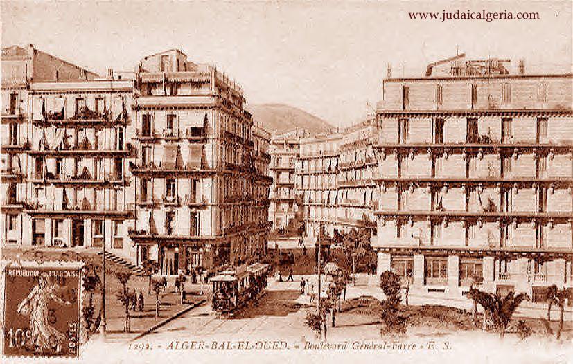 Boulevard general farre futur boulevard guillemin