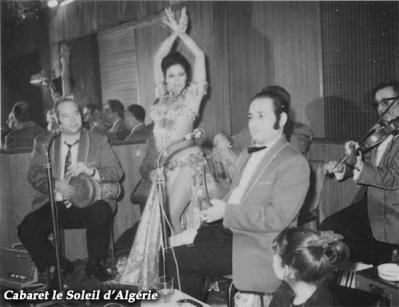 Cabaret le soleil d algerie