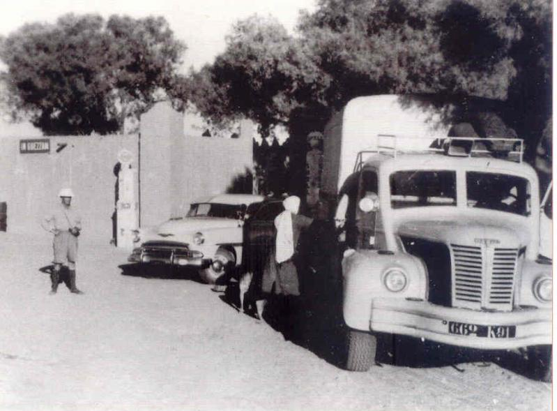 Camion berliet 3